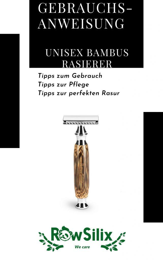 Bambus Rasierer Cover Photo